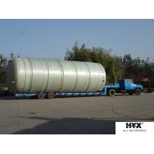 Tanque de FRP para processo de produção química