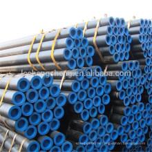 1,5 Zoll sch40 Zeitplan 80 astm a106 gr.b schwarz nahtlose Kohlenstoff Stahlrohre von Hersteller China