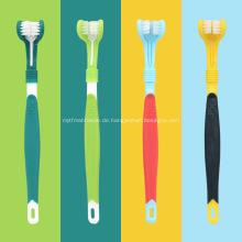 Pet Drei-Kopf-Zahnbürste Mundpflegeprodukte