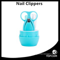 Nail Tools 4 pcs Plastic Baby tools Manicure Set Gift Safety Beauty Baby Nail Clipper set