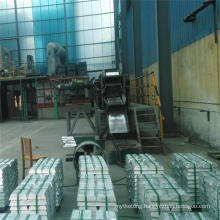 Hot Sale Zinc Ingot 99.99% Pure Metal Ingot