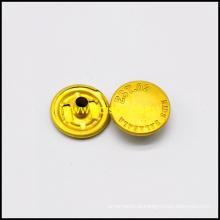 Botão de pressão Material de bronze em alta qualidade