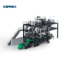 PP Non Woven Fabric Production Line, Fully Automatic Nonwoven Fabric Production Line