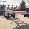 Ρυμουλκούμενο CHVM 2Axles 20Ft Skeleton Container