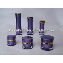 Bouteille cosmétique en cosmétique et lotion