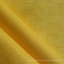 Brilhante Bamboo Stripes Oxford Tecido de poliéster
