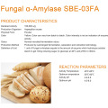 Backen Pilz Alpha Amylase