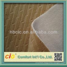 Polyester Car Seat USA Embossed Designs Brushed Fabric Bonding Fabrics