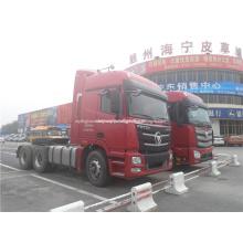 Caminhões de reboque da cabeça do trator 6x4 LHD
