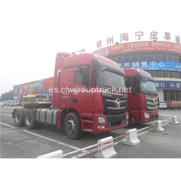Tractor Head 6x4 LHD Tractor Trailer Camiones