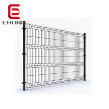 Garden PVC Welded 5mm galvanized iron wire mesh panel