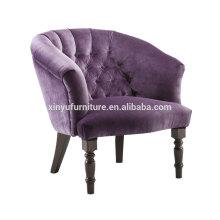 Hotel coffee shop reception arm chair XY2689