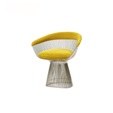 Warren Platner Accent Side Dining Lounge Chair