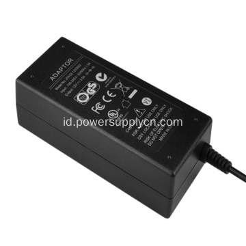 Output Tunggal 6V3.33A Adaptor daya Desktop