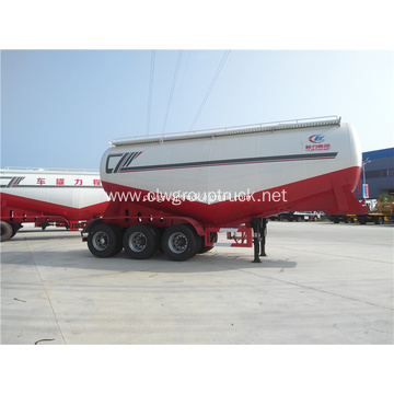 New brand bulk cement container semi-trailer