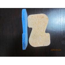 Z Shape Cellulose Sponge