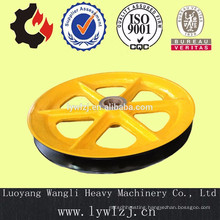 Rope Sheave Assembly For Mining Excavator