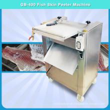 Fish Skin Peeling Machine, Squid Tilapia Mossambica Skin Removing Machine Fgb-400