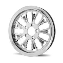 Wholesale Motorcycle Drive Pulley Custom Chrome Pulley for Harley Davidson Touring Dyna