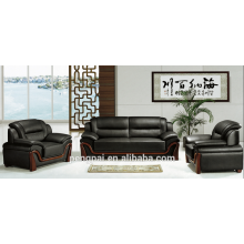 Elegant design leather office sofa for Saudi Arabic
