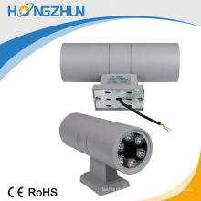 Lámpara de pared al aire libre promocional AC85-265v 2700-6500k PF> 0.65 garantía 2years