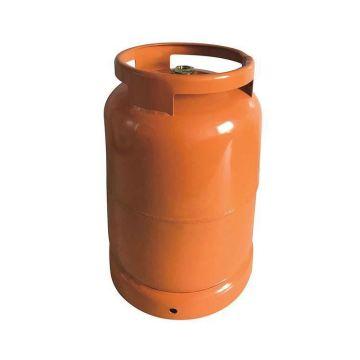 Zertifizierte kundenspezifische leere Gasflasche