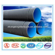 precio de tubos corrugados de polietileno de alta densidad 75mm