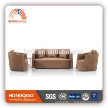 Canapé-lit en plastique de couleur vive fabriqué en Chine