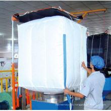 PP Food Grade Big Bag with Panel Baffle for 750kg~1000kg