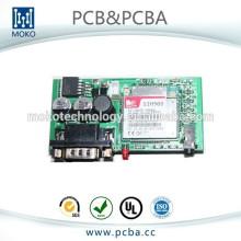 Ensamblaje de pcb con rastreador gps personalizado