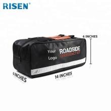 kit d'urgence routière de vente chaude, trousse de premiers soins de voiture