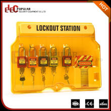 Elecpopular Best Selling Hot Chinese Products Lock Safety Lockout Station Safe Lock Key Station
