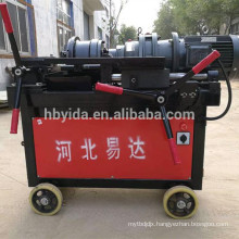 Steel Bar Rib Peeling and threading machine