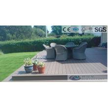 146 * 35mm WPC Outdoor Decking mit SGS, Fsc, CE Zertifikat