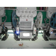 Doppelte Pailletten-Stickerei-Maschine (915)