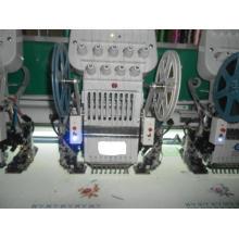 Двухместный с блестками вышивка машина (915)