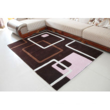 Acrylic Hand Tufted Carpet Living Room
