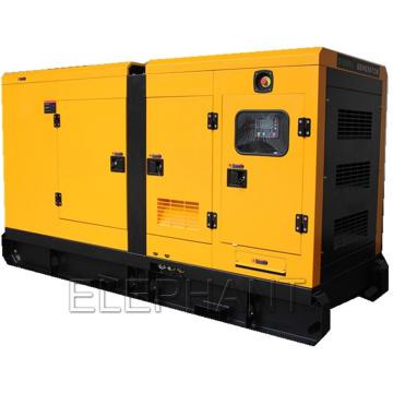 Générateur diesel silencieux de la puissance CUMMINS insonorisé de 30kVA 50kVA 80kVA 100kVA 150kVA 200kVA 250kVA