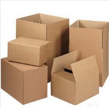 T-shirt packing garment paper box