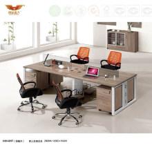 Modern Open Space Melamine Office Workstation Partition (H20-0257)