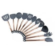 Золото кухня инструмент кухонная утварь силиконовый набор
