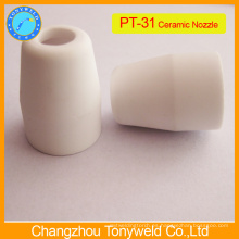 PT31 piezas del plasma de la antorcha de corte de shiled