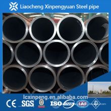 manufacture and exporter high precision sch40 seamless steel tubing hot-rolled