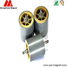 Permanent Compression Moulding NdFeB Bonded Magnet for Air Conditioner