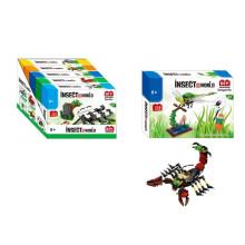 Brinquedo do bloco de construção do boutique para DIY Insect World-Dragonfly