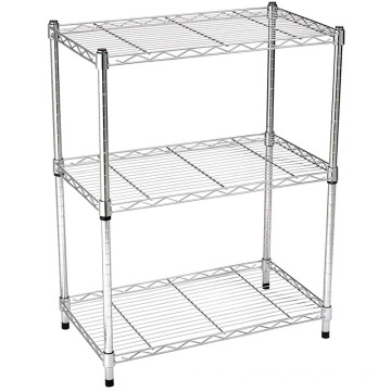 Abnehmbarer Supermarkt Display Metalldraht Mesh Rack