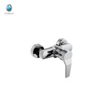 KTM-13 en gros pont installation chrome poli cuivre salle de douche accessoire raccord upc céramique cartouche douche robinet