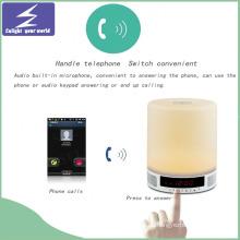 LED-Nachtlicht Bluetooth-Lautsprecher-Berührungslampe