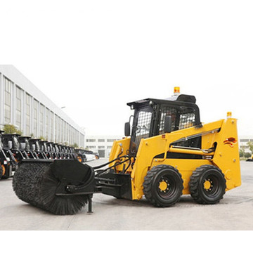 Skid steer loader con prestazioni elevate