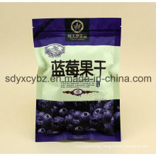 SGS Approved China Supplier Accept Custom Order and Snack Zipper Food Plastic Bag